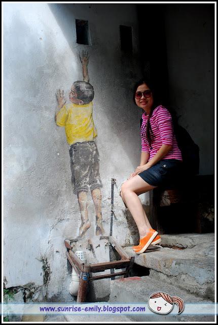 Visiting Mural & Street Arts @ Penang