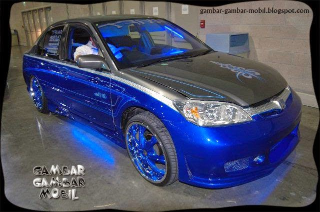Gambar mobil modifikasi sedan  Gambar Gambar Mobil
