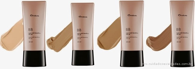 Lançamento: BB Cream Natura Una
