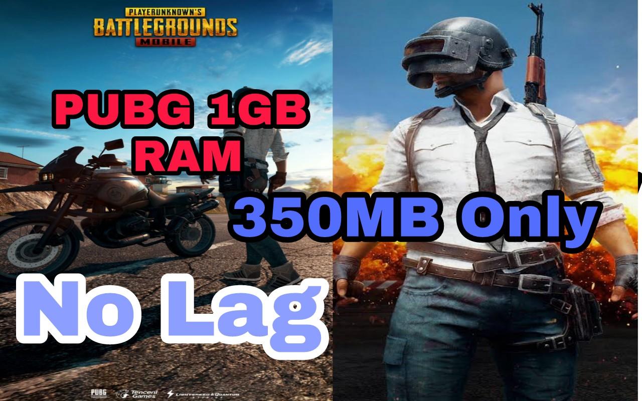 PUBG MOBILE 1GB RAM NO LAG LOW MB - SOLVE TECH HACKER