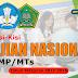 Kisi-Kisi Ujian Nasional (UN) SMP/MTs Tahun Pelajaran 2017-2018