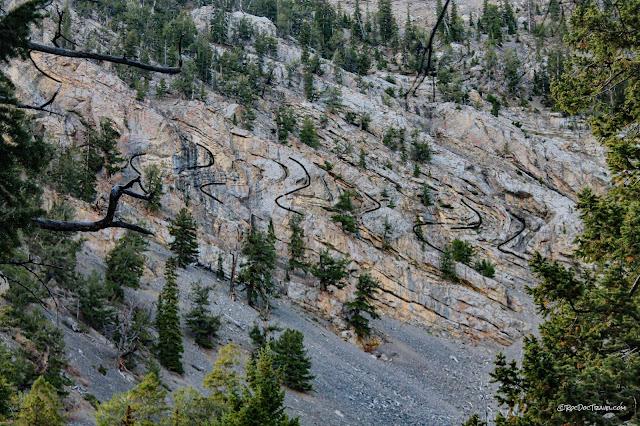 Lemhi Range Idaho geology travel Cretaceous Sevier orogeny thrust belt ATV UTV hiking trails offroad camping copyright RocDocTravel.com