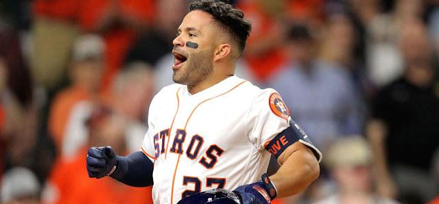 BÉISBOL MLB: venezolano Altuve y el boricua Correa fueron baluartes decisivos para sus Astros.