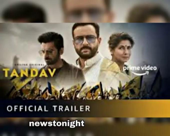 Tandav Full Series Download   Full HD Leaked   TamilRockers - newstonight