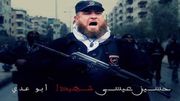 Hussein Issa Aljazair Tewas