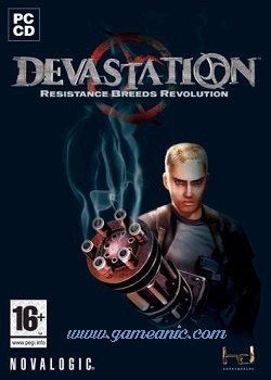 Devastation Game Cover