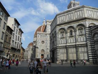 Piazza di San Giovanni, Firenze