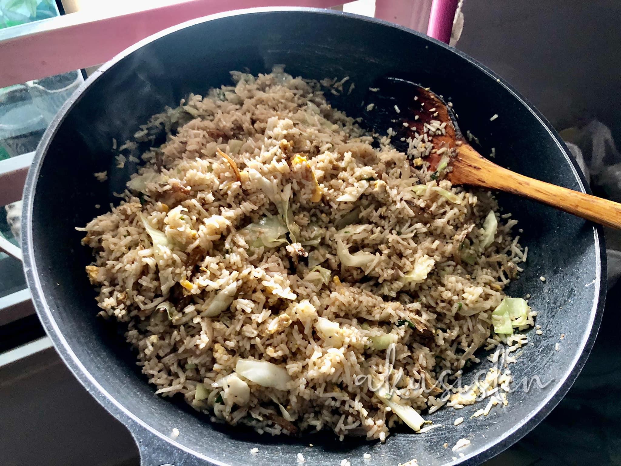 Nasi Goreng Bodoh