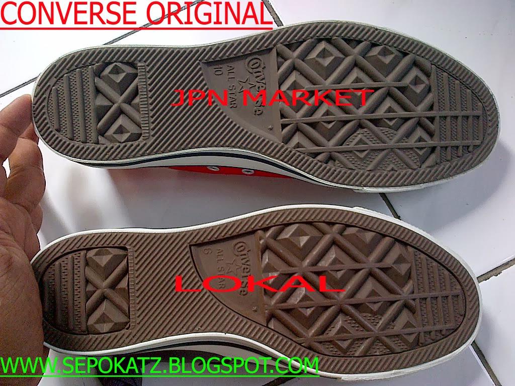 wysoka moda zamówienie sprzedaż obuwia 2 Versi Converse Original Made In Indonesia
