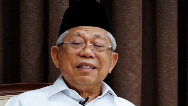 Ma'ruf Amin Imbau Umat Islam Indonesia Percepat Bayar Zakat, Kalau Bisa Sekarang Ini Juga
