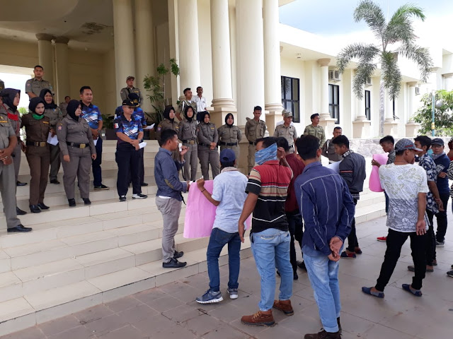 SOBIRIN : Dua Kali Aksi Wakil Rakyat Belum Bereaksi, Ada Apa ini?