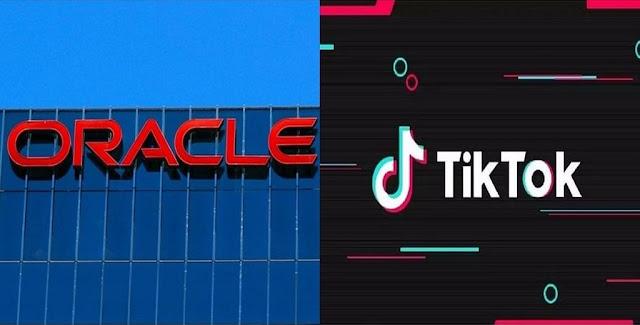 Oracle is in talks to buy TikTok's US business - QasimTricks.com