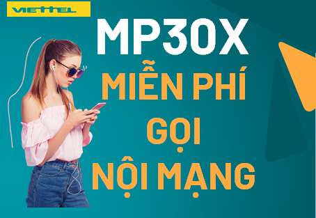 Gói MP30X Viettel