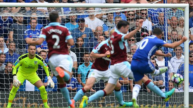[Video] Cuplikan Gol Chelsea 3-0 Burnley (Liga Inggris)