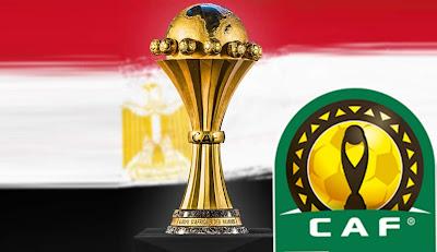 Les équipes qualifiées pour la coupe d'Afrique des nations Égypte 2019