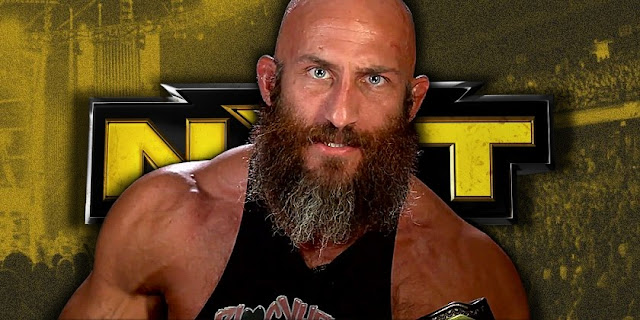Tommaso Ciampa Hypes Hs Return From Neck Surgery