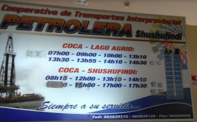 Terminal Terrestre Coca
