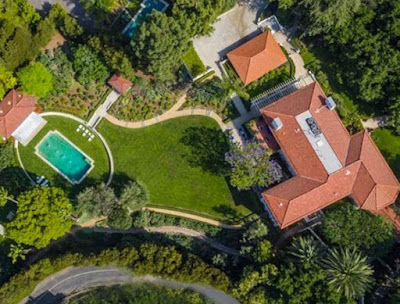 Angelina Jolie buys Cecil B DeMille's estate for $25million