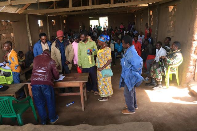 Satgas TNI Konga XXXIX-A Berhasil Fasilitasi Pertemuan Antar Suku di Republik Demokratik Kongo