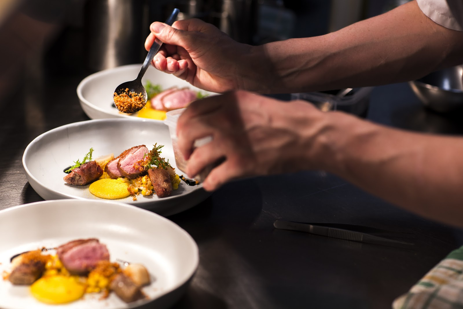 Canberra s vibrant food wine scene just one hop from for Australian cuisine singapore