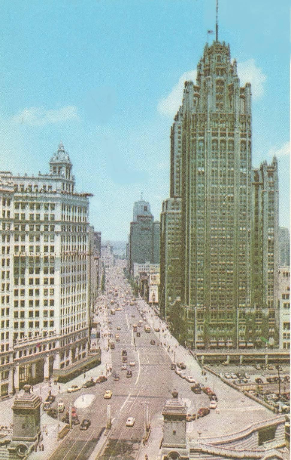 CHUCKMAN\'S COLLECTION (CHICAGO POSTCARDS) VOLUME 08