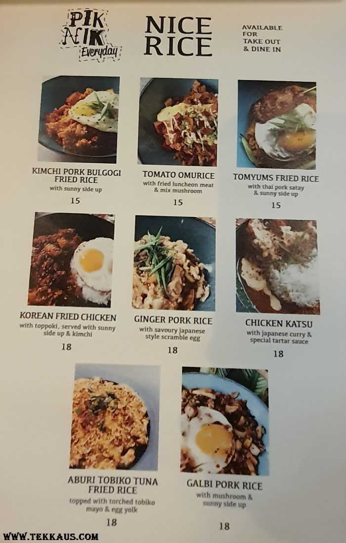 Pik Nik Cafe Penang Menu What To Order Eat Drink
