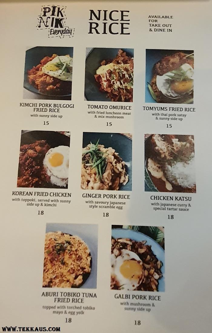 Pik Nik Cafe Penang Menu What To Order Eat Drink
