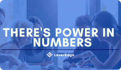 LeverEdge – There's Power in Numbers