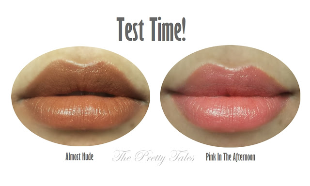revlon super lustrous creme lipstick warna natural almost nude pink in the afternoon review test