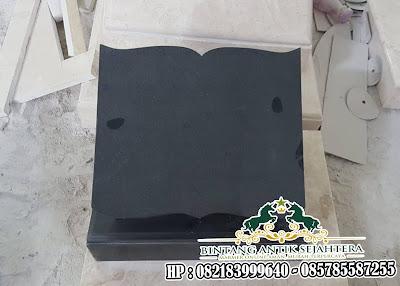 Nisan Granit dan Marmer Aneka Model | Nisan Granit Murah