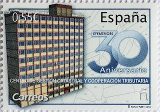30 ANIVERSARIO CENTRO DE GESTIÓN CATASTRAL Y COOPERACIÓN TRIBUTARIA