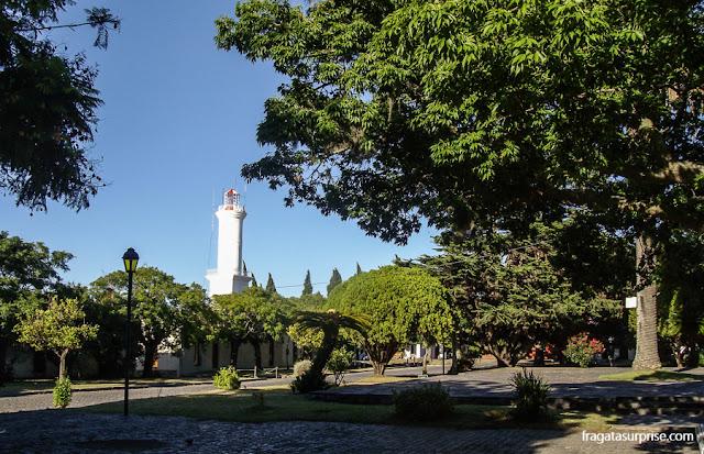 Plaza Mayor, Colonia del Sacramento, Uruguai