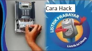 Cara Hack Token Listrik Gratis