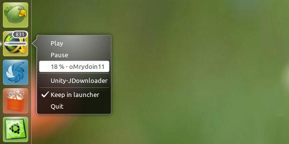 JDownloader pokaże postęp pobierania na pasku Unity | Ubuntu - Linux