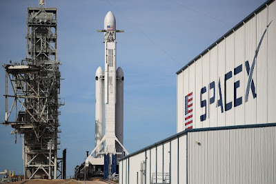 Spacex elon musk company