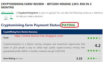 Cara Mining Bitcoin Gratis 50 GHS CryptoMiningFarm
