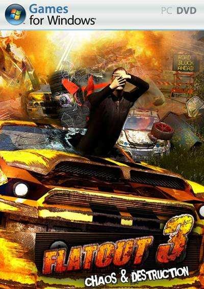 Flatout 3 Chaos Y Destruction 2011 PC Full Español Reloaded ISO DVD9 Descargar