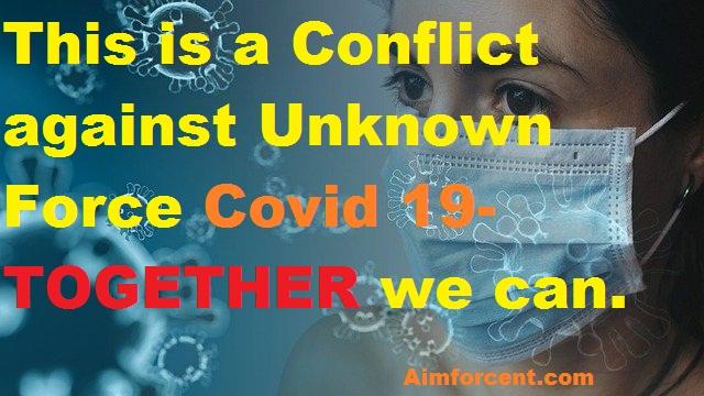 Motivational Quotes on Coronavirus crisis, respect all coronavirus warriors