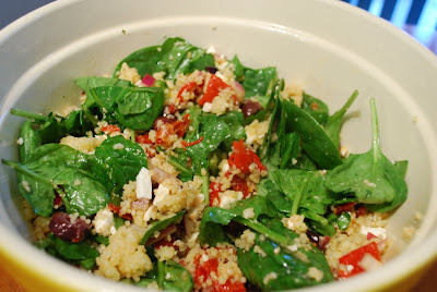 Image result for spinach couscous salad