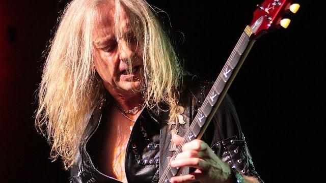 KK Downing junta-se com ex-colega dos Judas Priest e forma nova banda