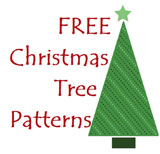 FREE CHRISTMAS TREE PATTERNS-QUILT PATTERNS-FREE TREE PATTERNS