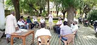 शिक्षकों की समस्याओं के जिम्मेदार सरकार के साथ 'माननीय' भी : रमेश सिंह | #NayaSaveraNetwork
