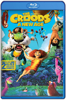The Croods: A New Age [2021] [BD25] [Latino]