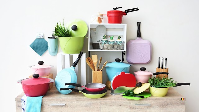 5 Tips Belanja Untuk Keperluan Dapur Anda