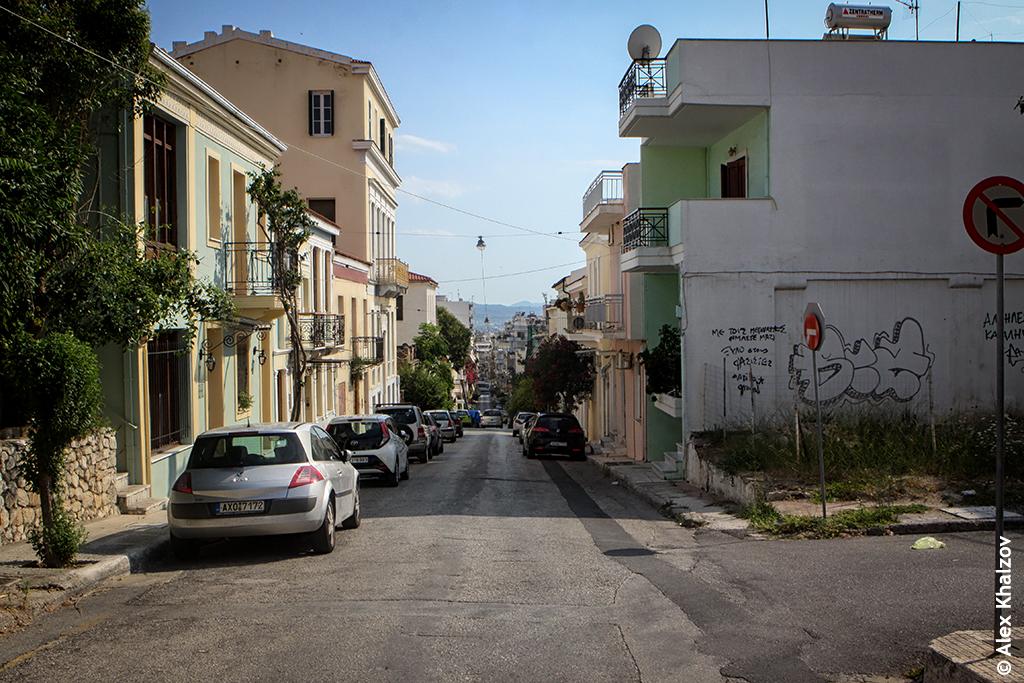 улица Патр