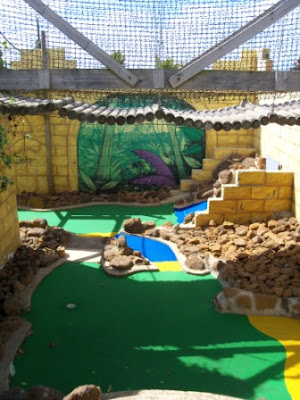Blackbeard's Adventure Golf in Hunstanton