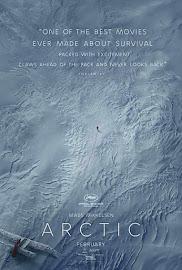 Arctic (2018), Perjuangan Bertahan Hidup di Kutub Utara.jpg