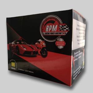 Nasa Racing Power Machine