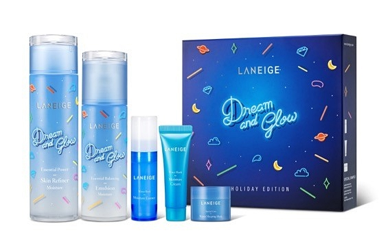 Laneige, New Limited Edition Holiday 2018 Collection, My Neon Sign, Wild at Heart, Dream and Glow, Neon Party, K-Beauty, Laneige Malaysia
