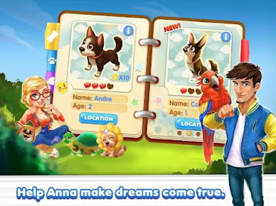 Free Download Pet Oasis v1.0.8 Mod Apk